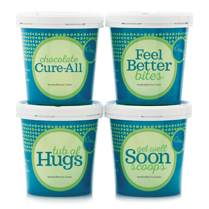 Get Well Classic Ice Cream Collection - eCreamery