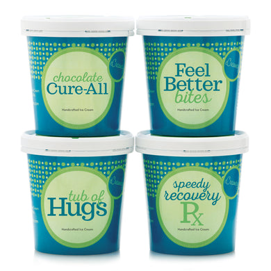 Get Well Premium Ice Cream Collection - eCreamery