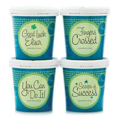 Good Luck Classic Ice Cream Collection - eCreamery