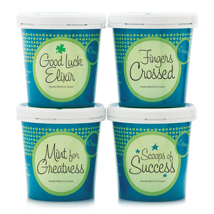 Good Luck Premium Ice Cream Collection - eCreamery