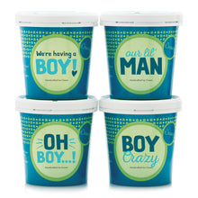 Load image into Gallery viewer, It's a Boy! Premium Ice Cream Collection - eCreamery