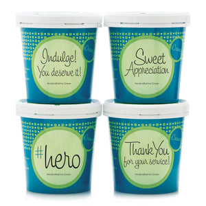 Military Appreciation Premium Ice Cream Collection - eCreamery