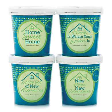 New Home Premium Ice Cream Collection - eCreamery