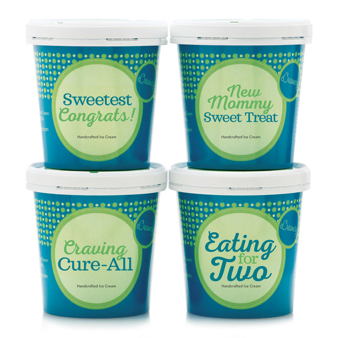 Pregnancy Cravings Classic Ice Cream Collection - eCreamery
