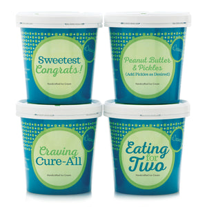 Pregnancy Cravings Premium Ice Cream Collection - eCreamery