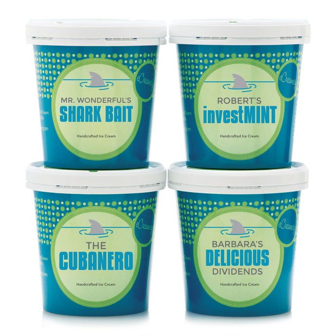Shark Tank  Collection - eCreamery
