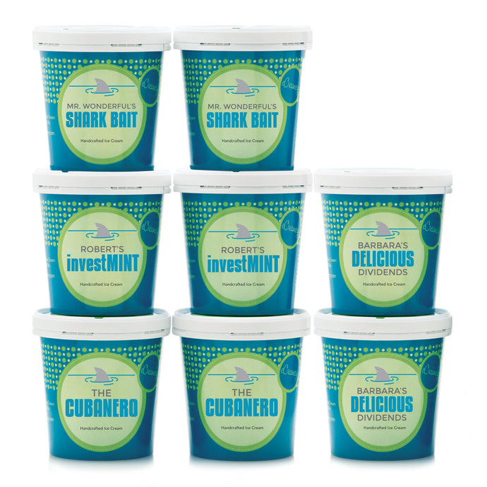 Shark Tank Ultimate Ice Cream Collection - eCreamery