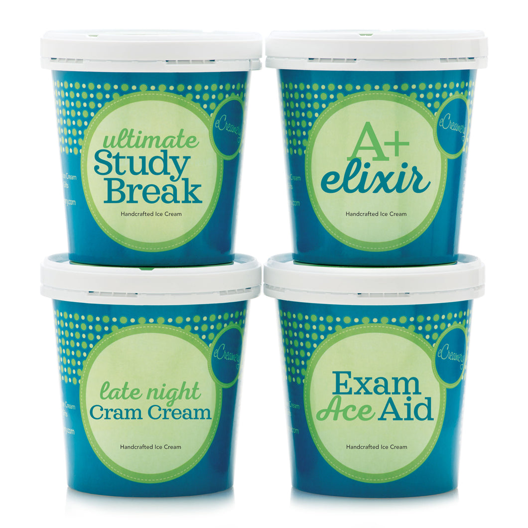 Study Aid Classic Ice Cream Collection - eCreamery
