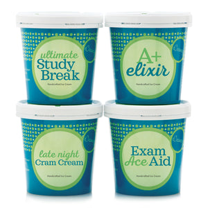 Study Aid Premium  Ice Cream Collection - eCreamery