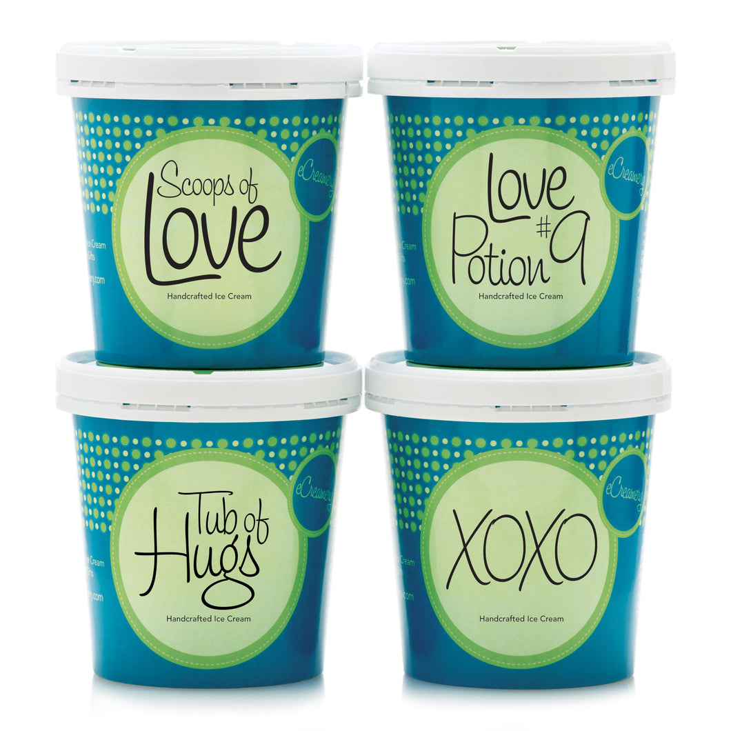 Sweethearts Classic Ice Cream Collection - eCreamery