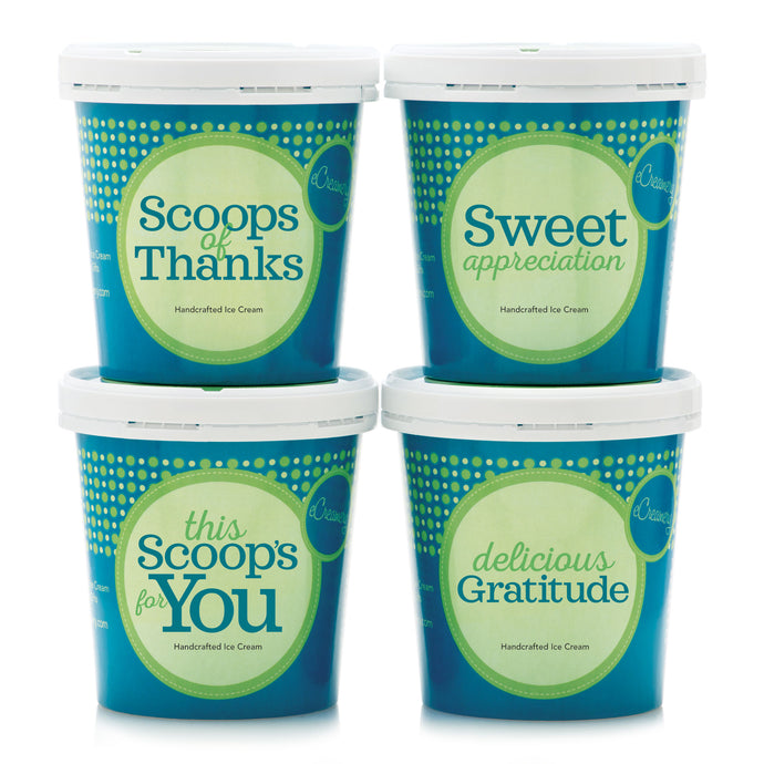 Thank You Classic Ice Cream Collection - eCreamery