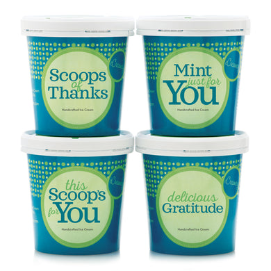 Thank You Premium Ice Cream Collection - eCreamery
