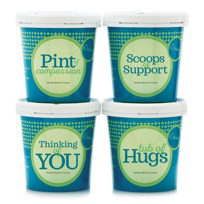 Thinking of You Premium Ice Cream Collection - eCreamery