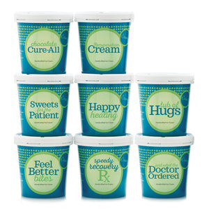 Ultimate Tonsillectomy Collection - 8 Pints - eCreamery