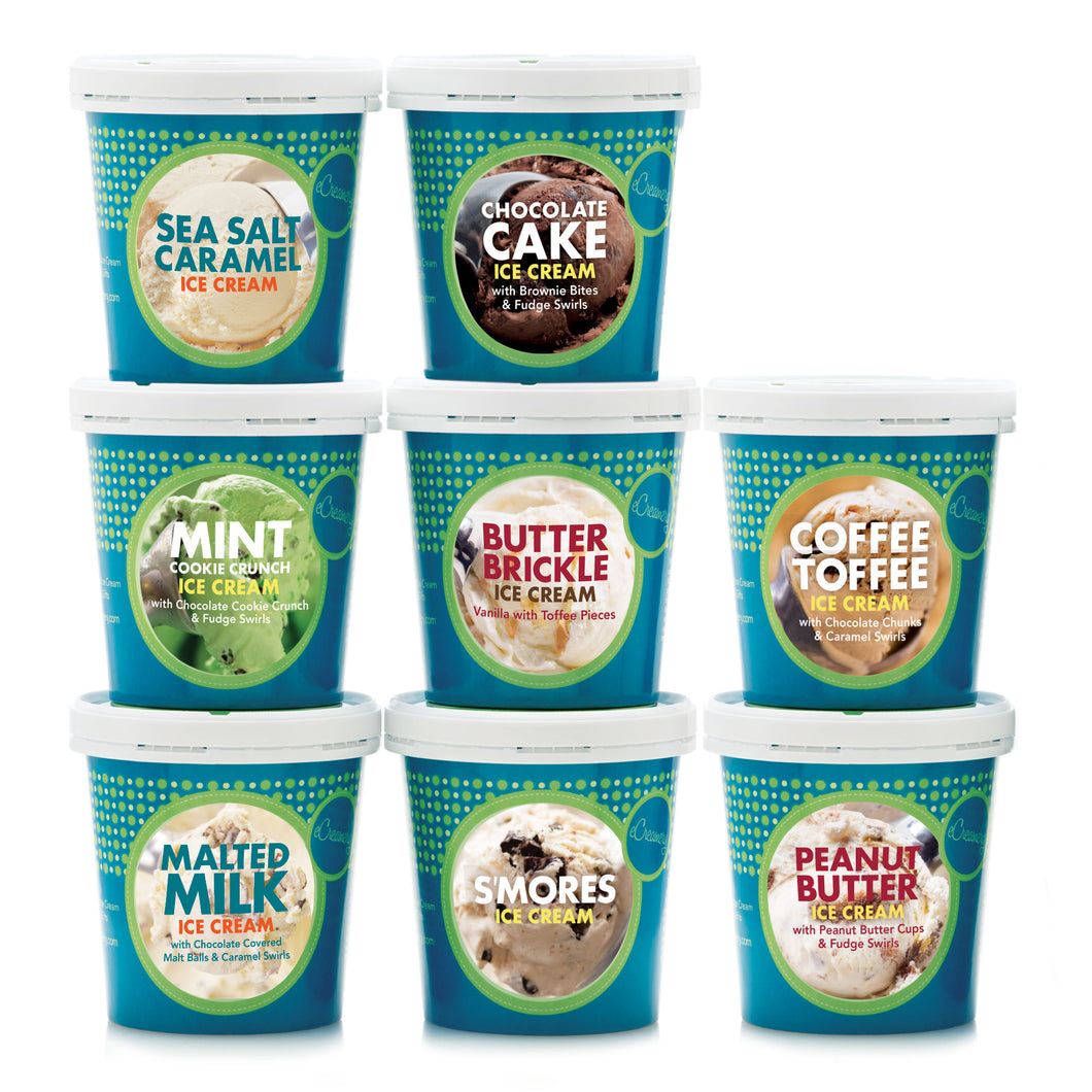 Treat Yourself Ultimate Ice Cream Collection - eCreamery