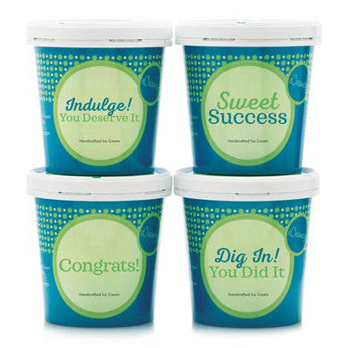 You Did It! Premium Ice Cream Collection - eCreamery