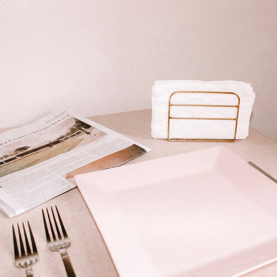 By Your Side Napkin Holder