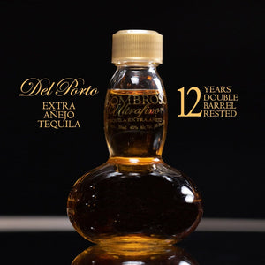 Del Porto Extra Anejo Aged In Port Wine Barrels - 50ml