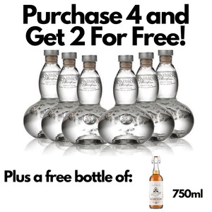 Buy 4 Platinos, Receive 2 For Free + Free 750ml KnuckleNoggin