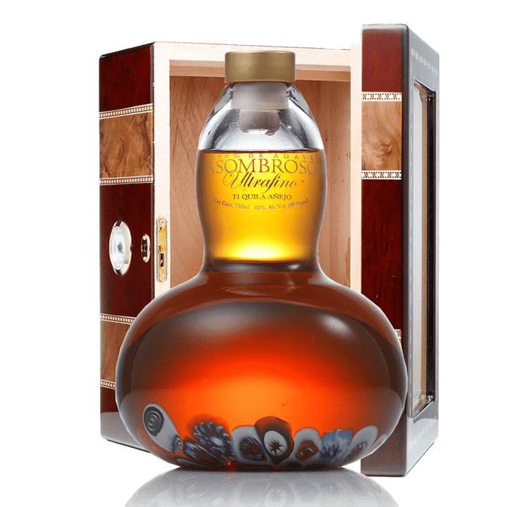 Del Porto Extra Anejo Aged in Port Wine Barrels