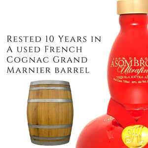 LIMITED RELEASE | ESPECIAL DE ROUGE 10 YEAR COGNAC RESTED EXTRA AÑEJO