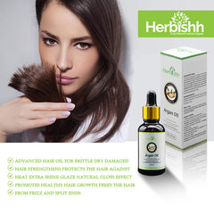 Herbishh Argan Oil- 30ml Each