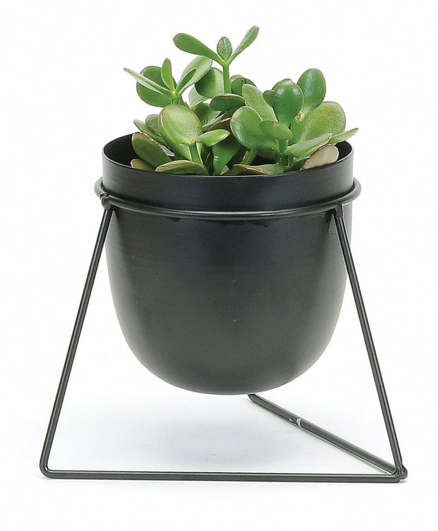 Bullet Planter Triangle Stand