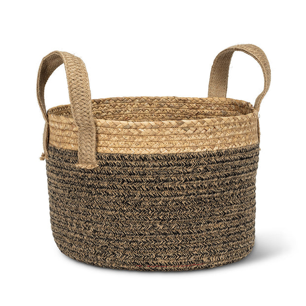 Round Handled Basket
