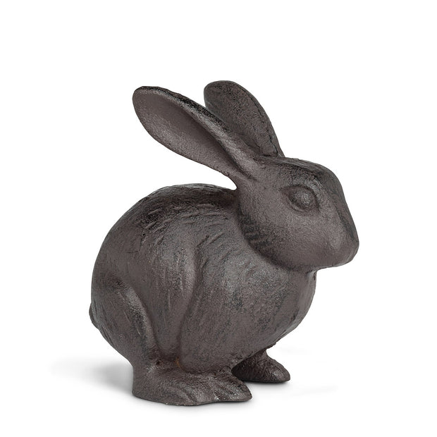 Cast Iron Hopping Rabbit