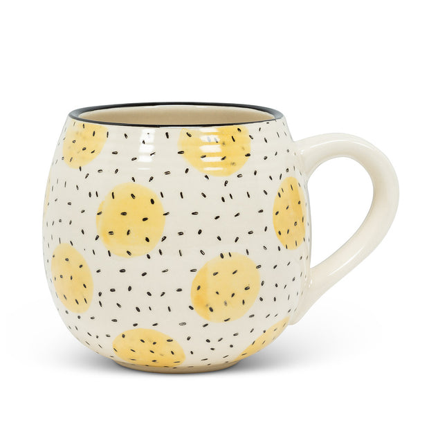Abstract Ball Mug