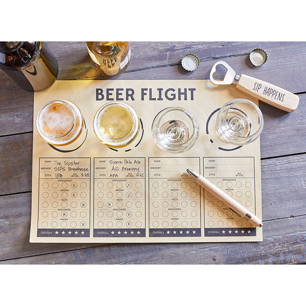 Beer Flight Placemats