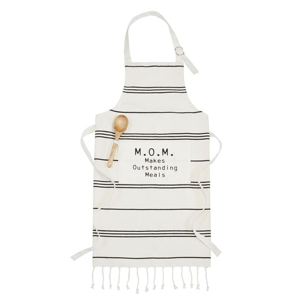 Mom Turkish Apron Set