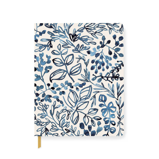 Indigo Leaf Journal