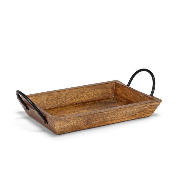 Medium Rectangle Tray with Handles