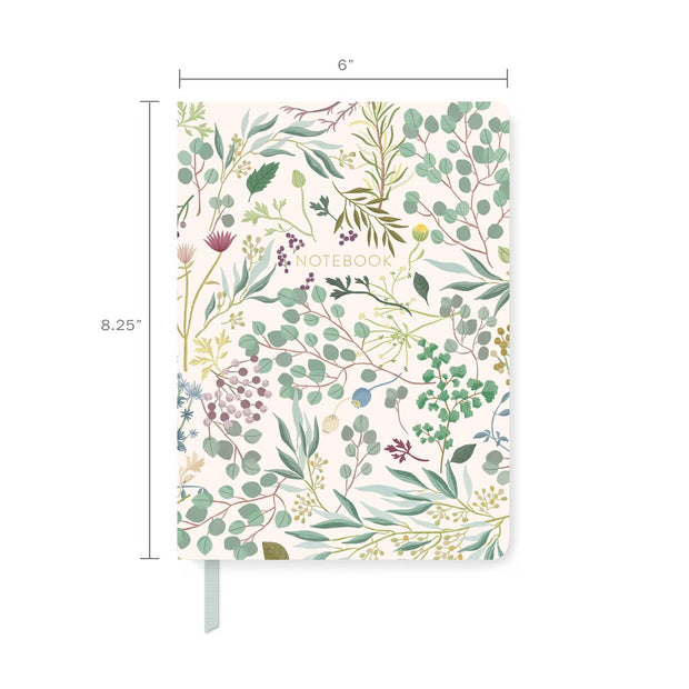 Eucalyptus Leaf Journal