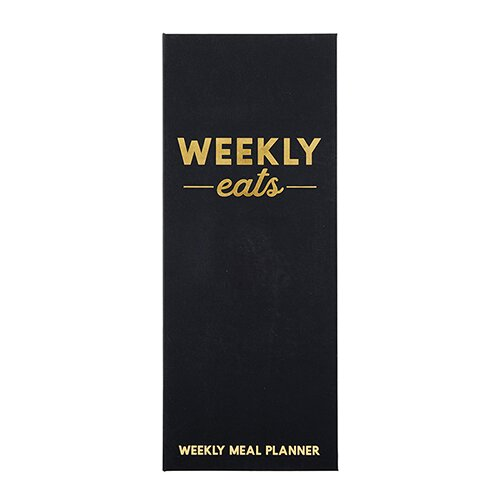Weekly Eats Meal Planner