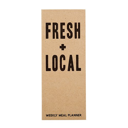 Fresh + Local Meal Planner