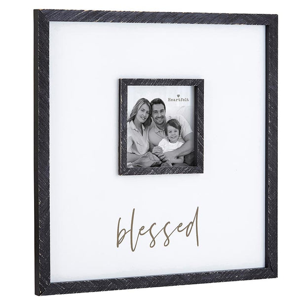 12x12 Photo Frame - Blessed