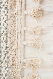 Braided Bauble Rug 4x6