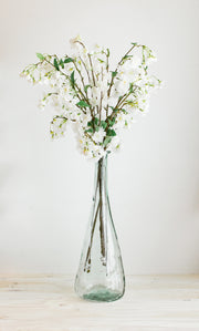 Tall Narrow Neck Vase