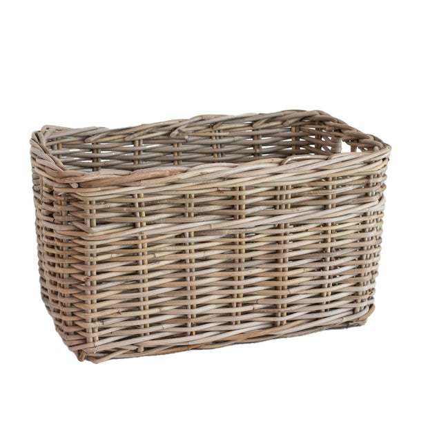 Rectangle Rattan Storage Basket