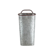 Galvanized Wall Basket