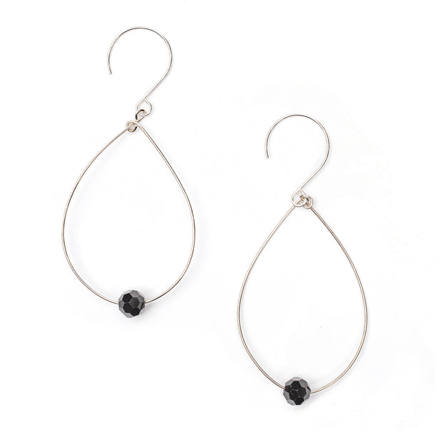 Evie Sterling Silver Earrings