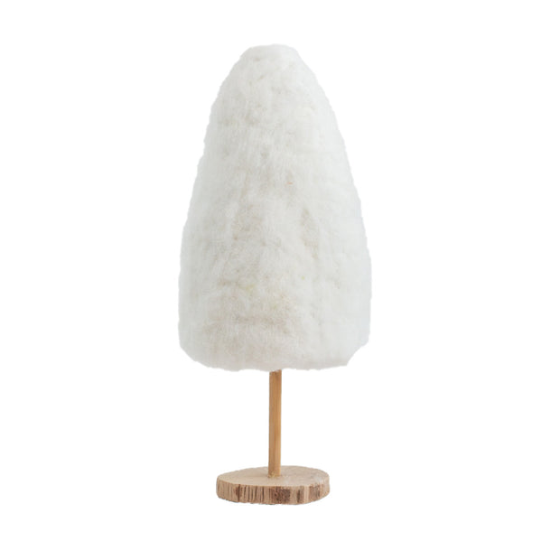 Wooly Cone Table Trees