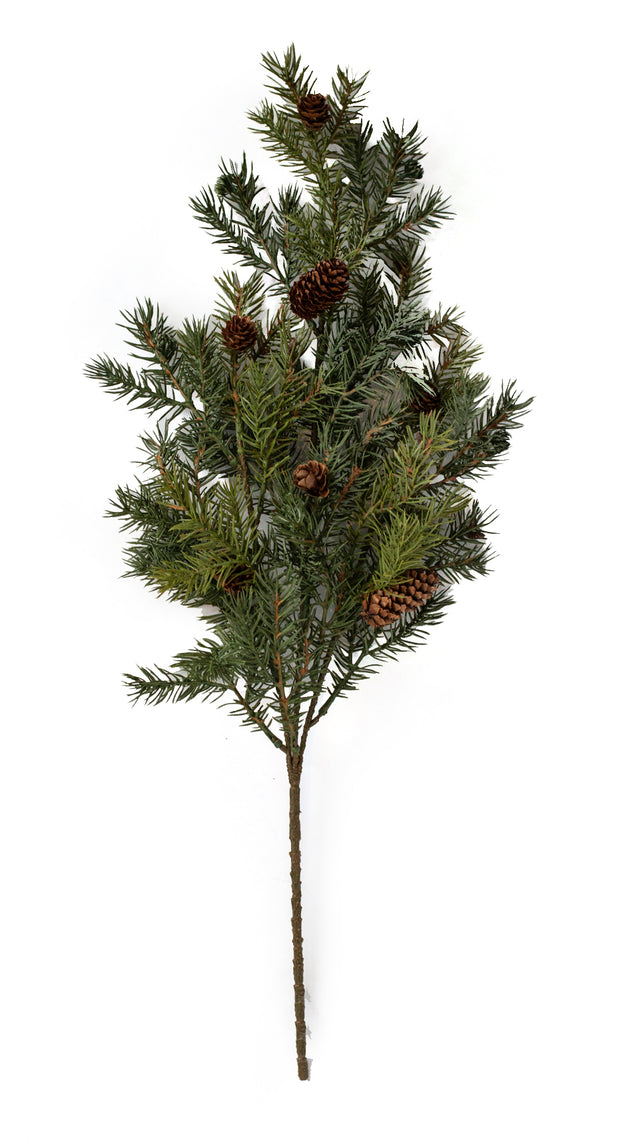 "25""H Angel Pine Spray"
