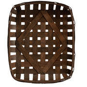 Oblong Tobacco Basket