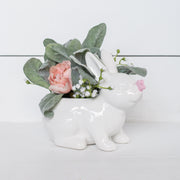 Butterfly Kisses Bunny Planter