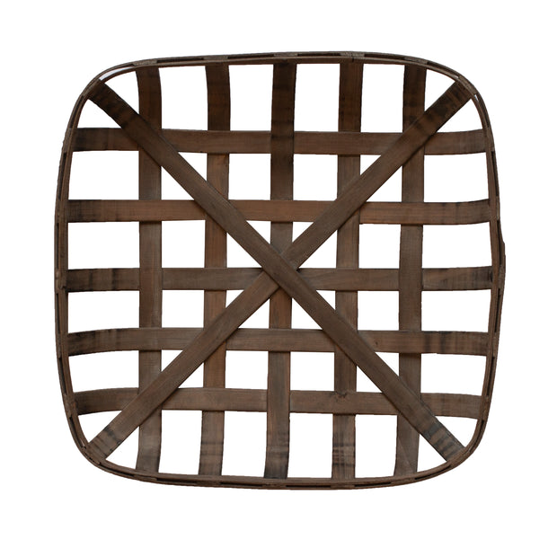 Square Tobacco Baskets