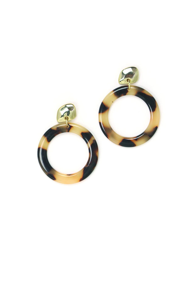 Odessa Hoop Earrings