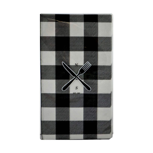 Buffalo Plaid Napkins